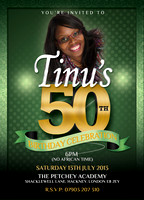 Tinu's 50th Birthday Party - Petchy Academy